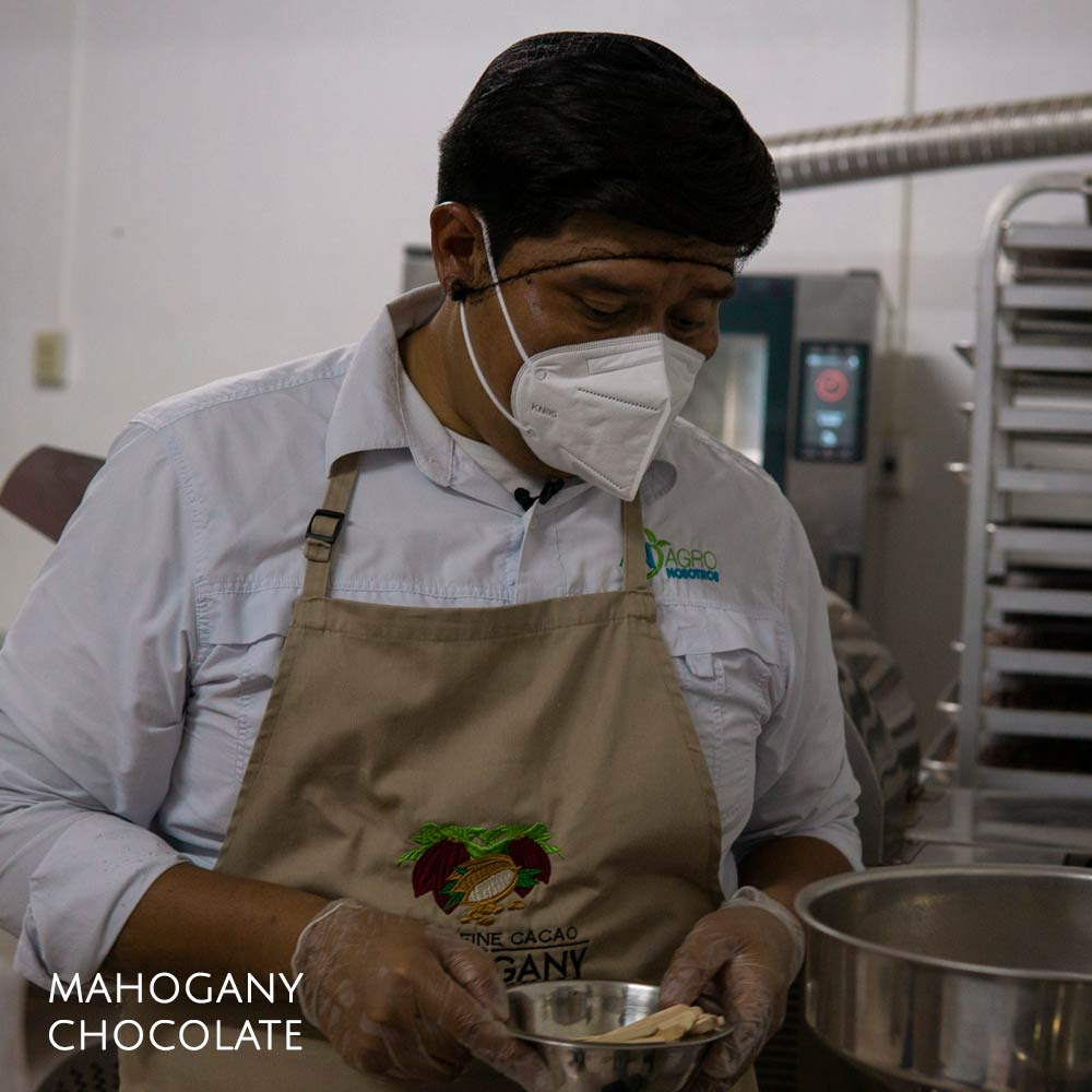 Mahogany Chocolate - Belize Gifts